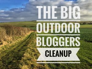 outdoor bloggers clean up