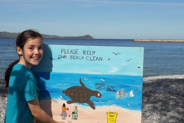 Meg_beachclean